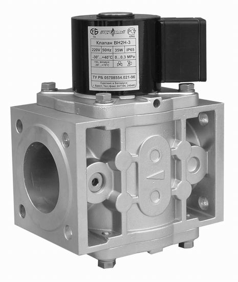 Клапан ВН1 1/2М-3КЕ ФЛ.