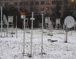 Автоматическая метеорологическая станция