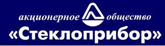 Логотип Стеклоприбора