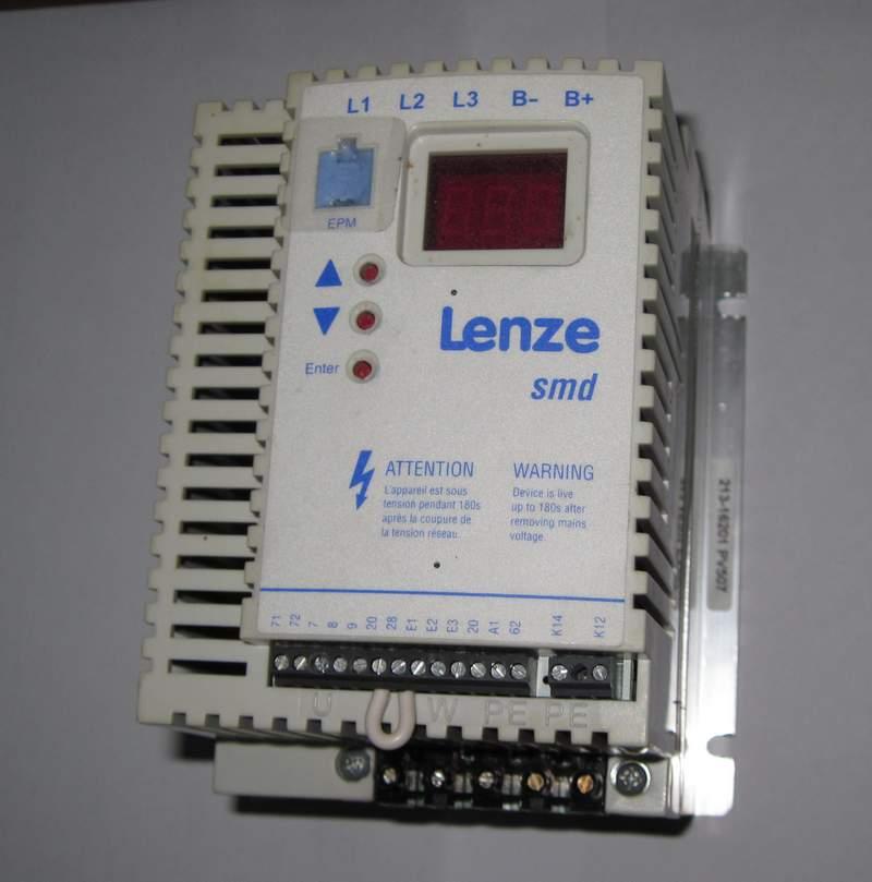 Живучий немецкий частотник Лензе.  Частотный преобразователь Lenze.