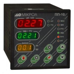 Микропроцессорный регулятор ПП-10 от Микрол