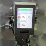 Резистивный сенсор, цветной экран панели управления термотрансферным принтером