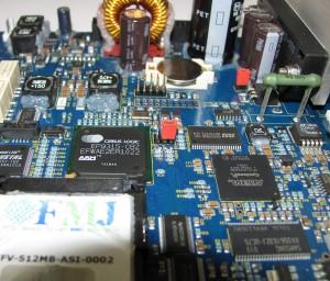 Электроника маркиратора термотрансферного VideoJet 6210