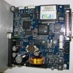 Сгревшая плата процессора видеоджет 62210. Из за нее маркиратор не работал