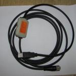 C помощью такого кабеля можно настроить любой прибор IFM по протоколу IO-link