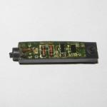 Электронные компоненты датчика Холла залиты лаком