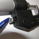 Микрометр и заглушка